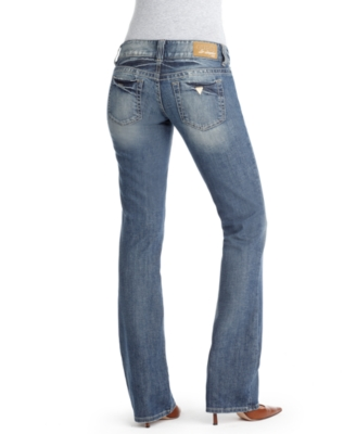 GUESS Jeans, Daredevil Stretch Boot Cut Backstage Wash