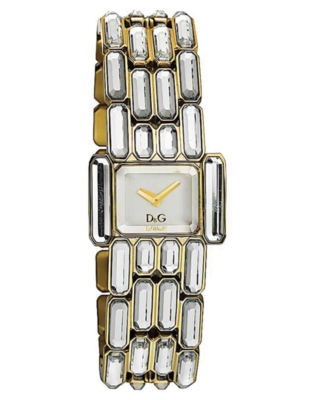 D&G Watch, Women's Stainless Steel Bracelet DW0473