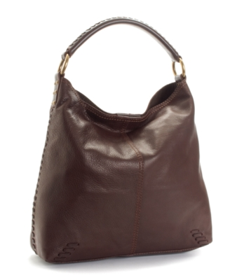 Leather Hobo Bag - Lucky Brand Jeans