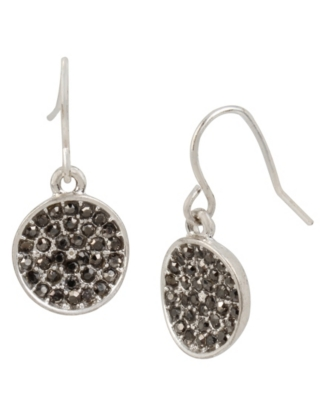 Kenneth Cole New York Earrings, Marcasite Accent