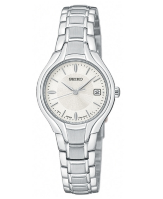 Seiko Watch, Women's Stainless Steel Bracelet