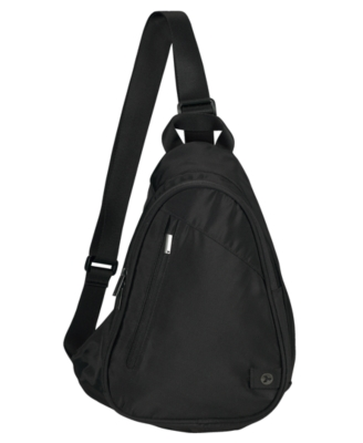 Concierge Backpack, Sling Shot Shoulder Bag