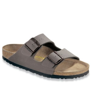 Birkenstock Sandals, Men's Arizona 2 Band Birko-Flor Sandal Men's Shoes