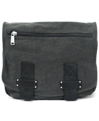 Kenneth Cole Reaction Messenger Bag, Second Generation Canvas