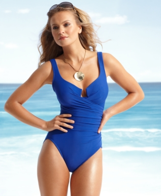 Miraclesuit Swimsuit, Escape One Piece Women's Swimsuit