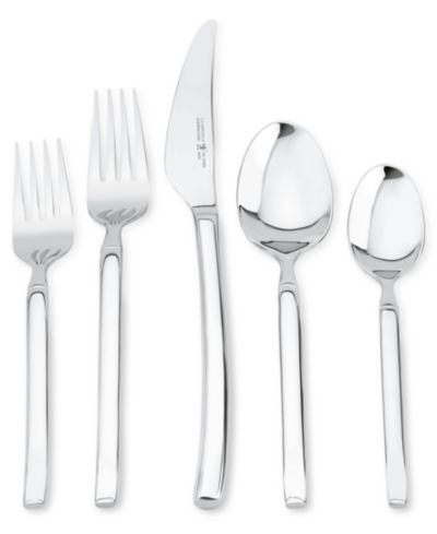 Zwilling J.A. Henckels Twin Brand Opus 45-Piece Flatware Set with Service for 8