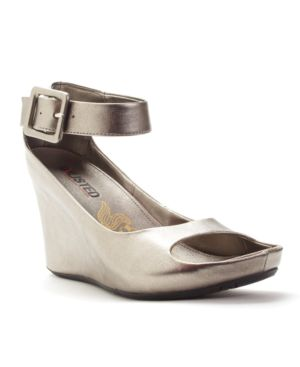 Unlisted Shoes, Web Page Sandals Women's Shoes - Heels