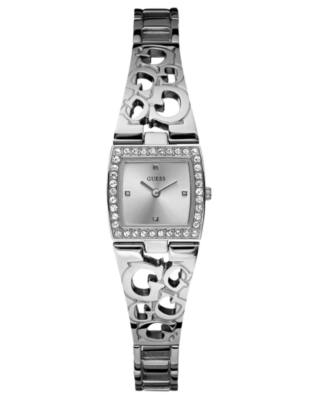 GUESS Watch, Women's Stainless Steel Bracelet U85100L1