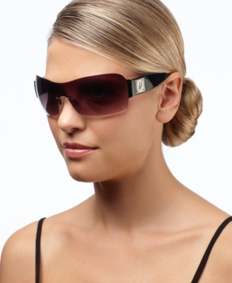 Nine West Sunglasses, Shield