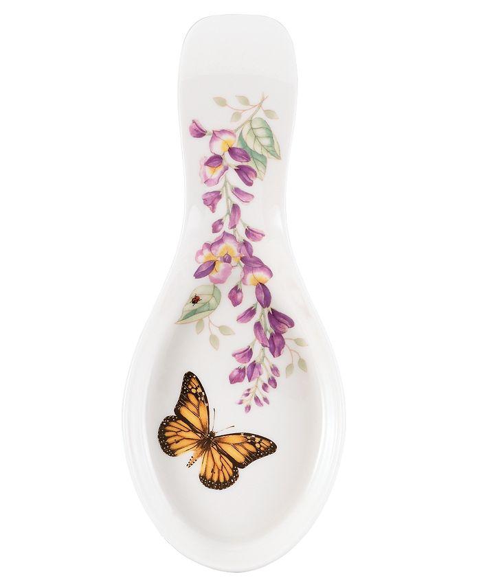Lenox - Dinnerware, Butterfly Meadow Spoon Rest