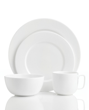 Hotel Collection Dinnerware, Bone China 4 Piece Place Setting