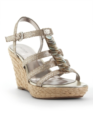 Alfani Shoes, Annya Sandals Women's Shoes
