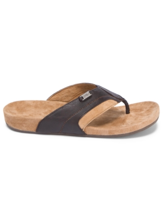 Emu Sandals, Bendalong Thong Flip Flops Men's Shoes