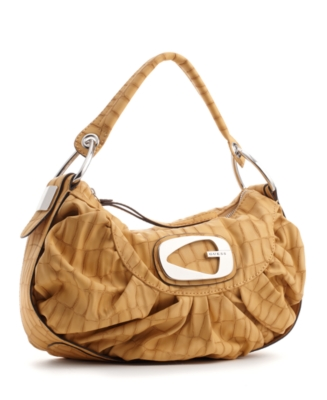 GUESS Handbag, Dreamcatcher Hobo, Small - Handbags