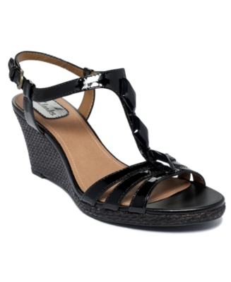 Clarks Shoes, Laguna Jewel Sandals Women's Shoes