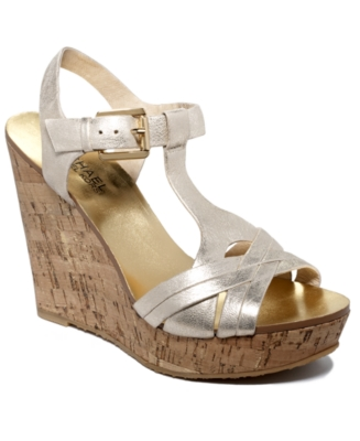 Michael Kors Shoes, Amber Wedges Women's Shoes