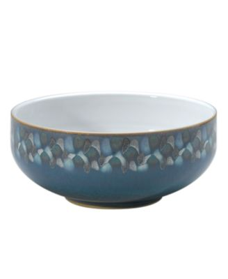Denby Dinnerware, Azure Patterned Cereal Bowl