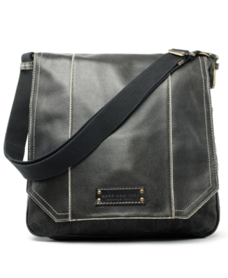 Marc New York by Andrew Marc Bag, North/South Messenger Bag