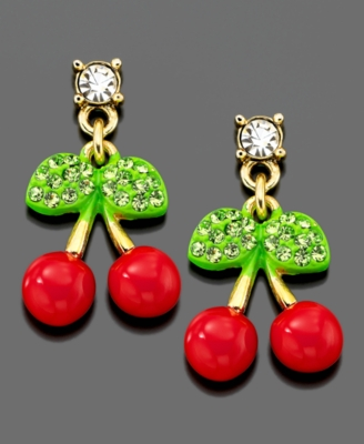 Dangle Decorative Earrings - Betsey Johnson