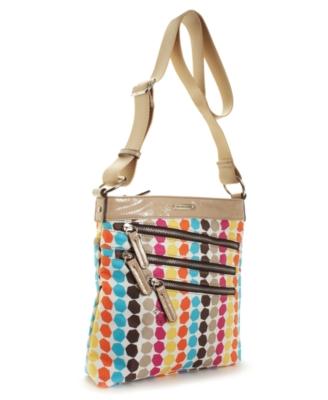 Franco Sarto Handbags On Shoulder Bags Handbag Nylon Over The