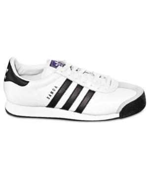 adidas Originals Shoes, Samoa Sneakers Men's Shoes