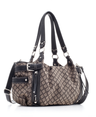 Nine West Handbag, Central Time Satchel - Shoulder Bags