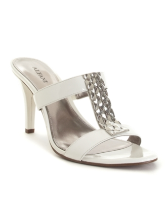 Alfani Shoes, Gizelle Sandals Women's Shoes - Heels