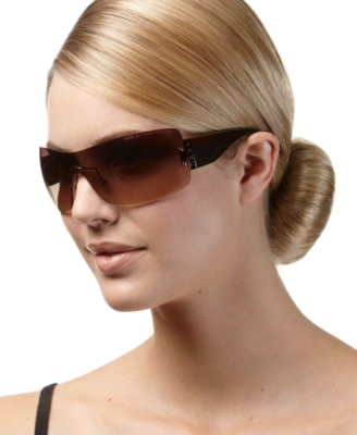 Designer Shield Sunglasses - Marc By Marc Jacobs