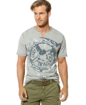 Buffalo Jeans T Shirt, Nenni Graphic