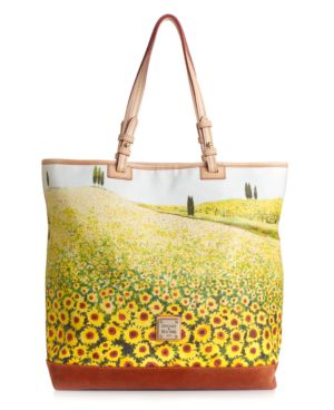 Dooney & Bourke Handbag, Flower Lee Tote