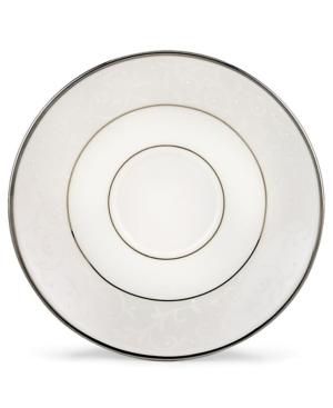 Lenox Dinnerware, Opal Innocence Saucer