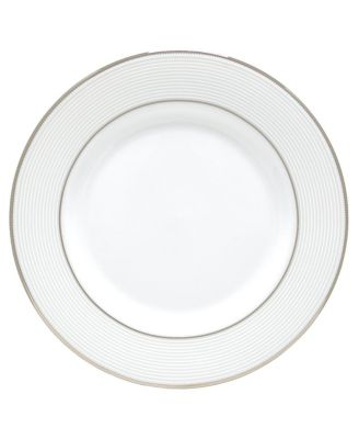 Opal Innocence Stripe Salad Plate