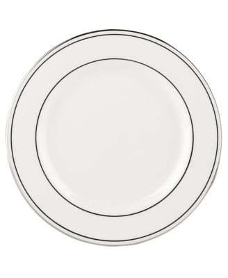 Lenox Federal Platinum Appetizer Plate