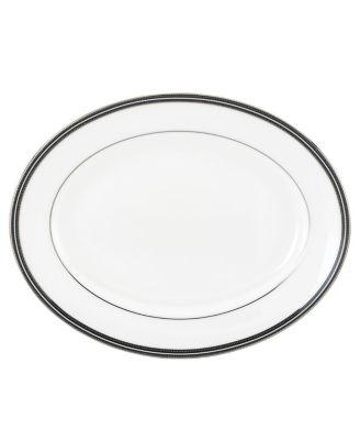 Union Street Oval Platter