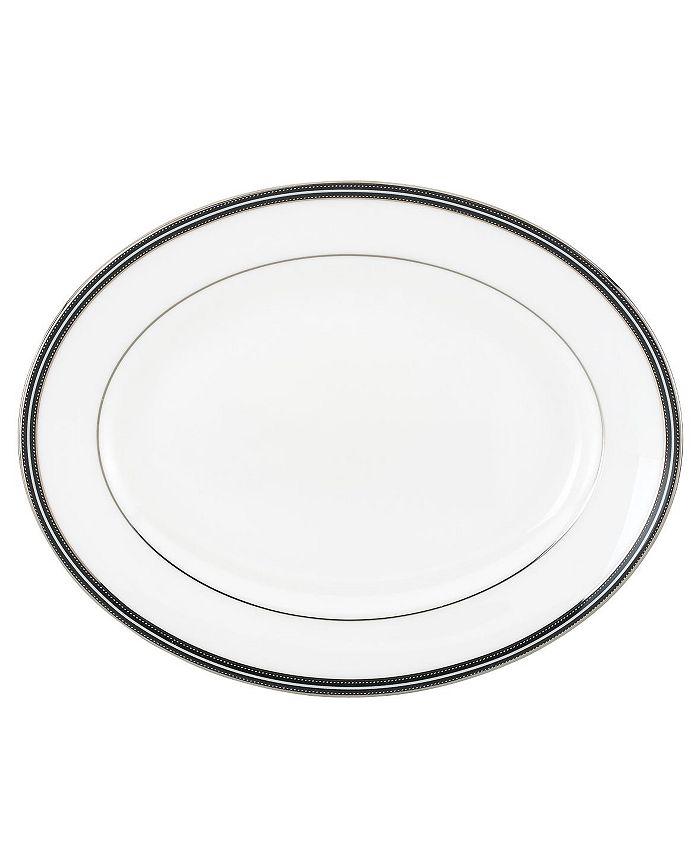 "kate spade new york - ""Union Street"" Oval Platter, 13"""