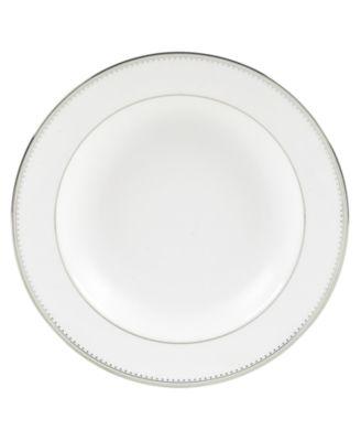 Vera Wang Wedgwood Dinnerware, Grosgrain Rim Soup Bowl