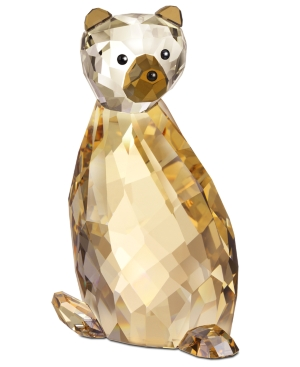 Swarovski Collectible Figurine, Lovlots City Park Bear Ted - Retired