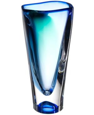 Kosta Boda Vase, Vision Blue