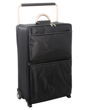 "Landor and Hawa Suitcase, 20.5"" World's Lightest Luggage(tm) Carry-On"
