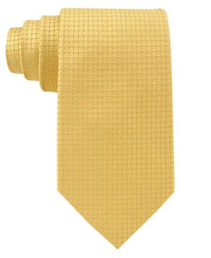 Club Room Tie, Sandy Solid