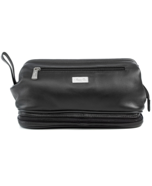 Kenneth Cole New York Wide Mouth Dopp Kit