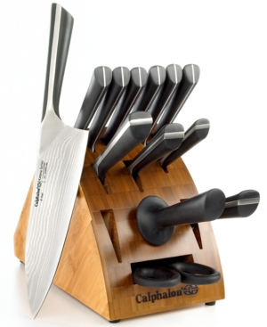 Calphalon Katana Cutlery, 14-Piece Block Set