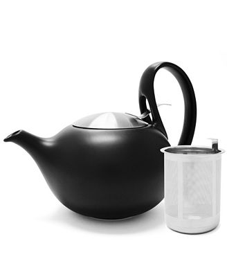 Chantal jasmine teapot with infuser 3 cup cookware kitchen macy 39 s - Chantal teapots ...