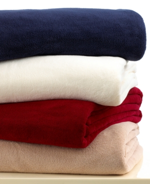 Berkshire Blankets, So Soft Bedding