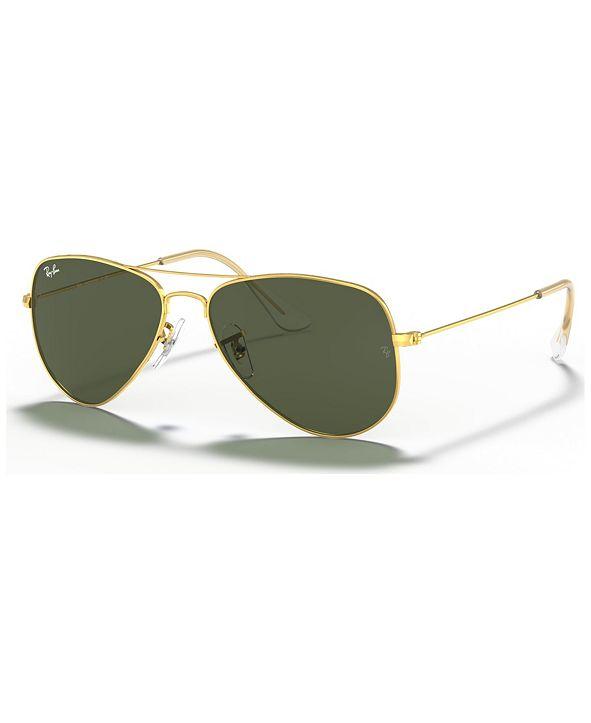 Ray-Ban Sunglasses, RB3044 AVIATOR SMALL
