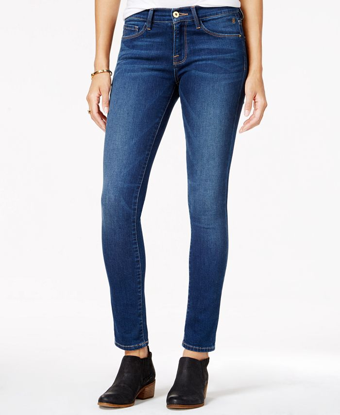 Tommy Hilfiger - Greenwich Bright Blue Wash Skinny Jeans