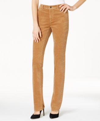 Image of Charter Club Lexington Corduroy Straight-Leg Pants, Only at Macy's