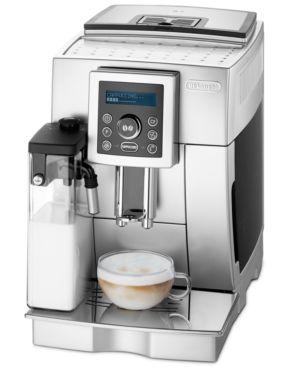 push button espresso machine