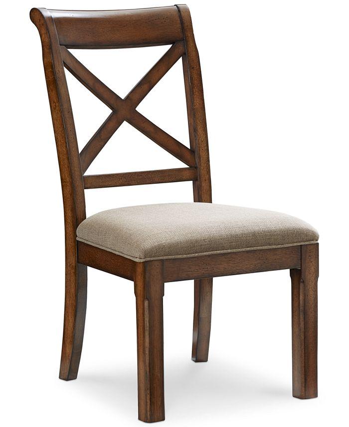 Furniture - Mandara X-Back Side Chair