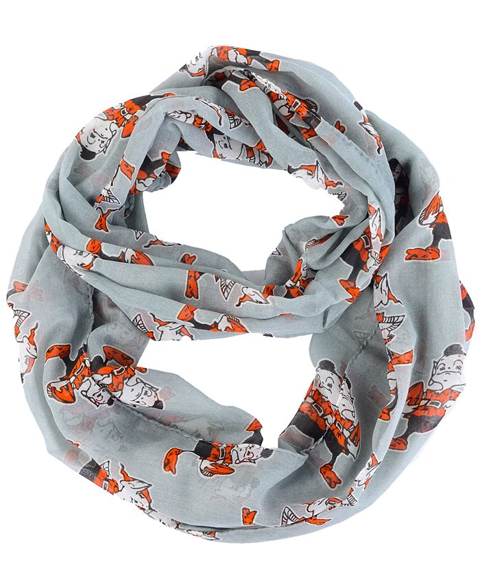 Forever Collectibles - All Over Logo Infinity Scarf